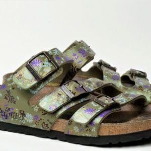 Women' Papillio Birkenstock Sandals Sz. 37 Germany